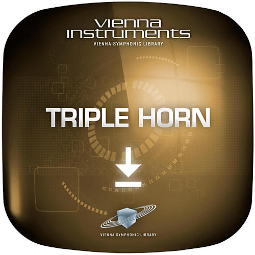 Vienna Instruments Triple Horn Upgrade To Full Library