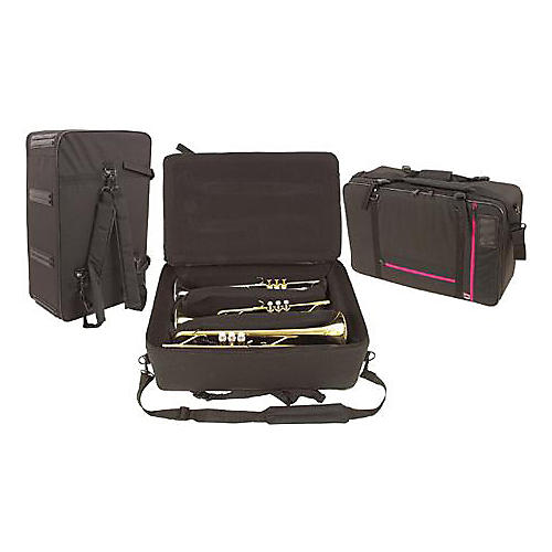 WolfPak Triple Trumpet Case with Backpack-thumbnail