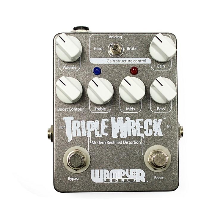 WamplerTriple Wreck Distortion Guitar Effects Pedal