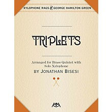 Meredith Music Triplets Meredith Music Percussion Series Book  by George Hamilton Green