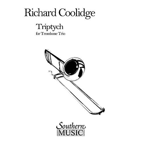 Southern Triptych (Trombone Trio) Southern Music Series Composed by Richard Coolidge-thumbnail