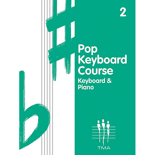 Hal Leonard Tritone Pop Keyboard Course - Book 2 (Book 2 - Revised) Piano Method Series Composed by Various-thumbnail