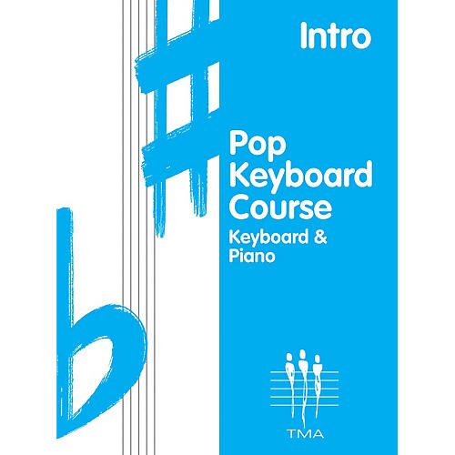 Hal Leonard Tritone Pop Keyboard Course - Intro (Intro - Revised) Piano Method Series Written by Various Authors