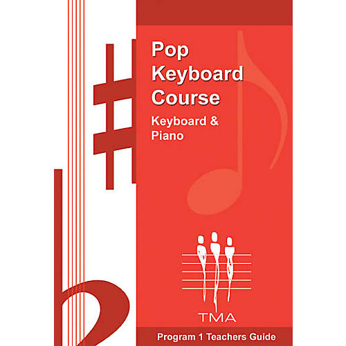 Hal Leonard Tritone Teacher Guide - Pop Keyboard Program 1 Book Series CD-ROM Composed by Various-thumbnail