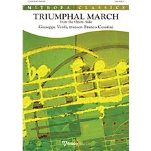 Mitropa Music Triumphal March Full Score Concert Band Level 4 Arranged by Franco Cesarini