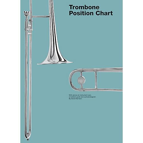 Hal Leonard Trombone Fingering Chart