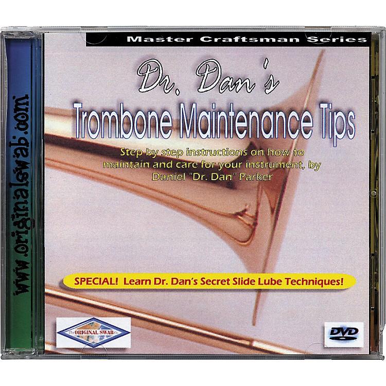 Dr. Dan'sTrombone Maintenance DVD