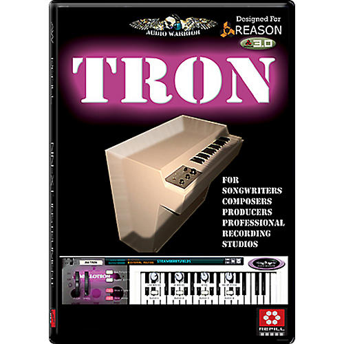 AudioWarrior Tron Mello-Rack Reason Refill