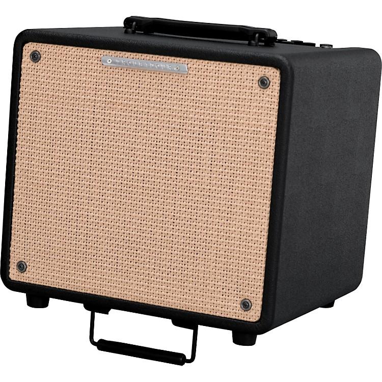 IbanezTroubadour T80N 80W Acoustic Combo AmpBlack