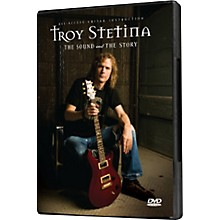 Fret12 Troy Stetina - The Sound and The Story DVD International Version