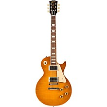 Gibson Custom True Historic 1960 Les Paul Reissue Aged Electric Guitar Vintage Lemon Burst