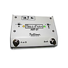 Fulltone Custom Shop True-Path Soft Touch ABY Switching Box