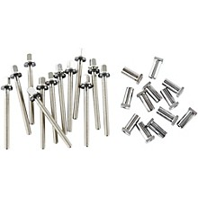 "DW True Pitch Tension Rods for 8-13"" Toms (12-pack) 12 Pack"