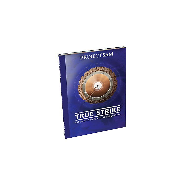 ProjectSAM True Strike 1 Cinematic Orchestral Percussion Library