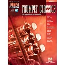 Hal Leonard Trumpet Classics - Trumpet Play-Along Vol. 2 (Book/Audio)