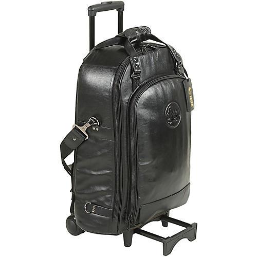Gard Trumpet & Flugelhorn Wheelie Bag 13-WBFLK Black Ultra Leather