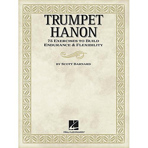 Hal Leonard Trumpet Hanon