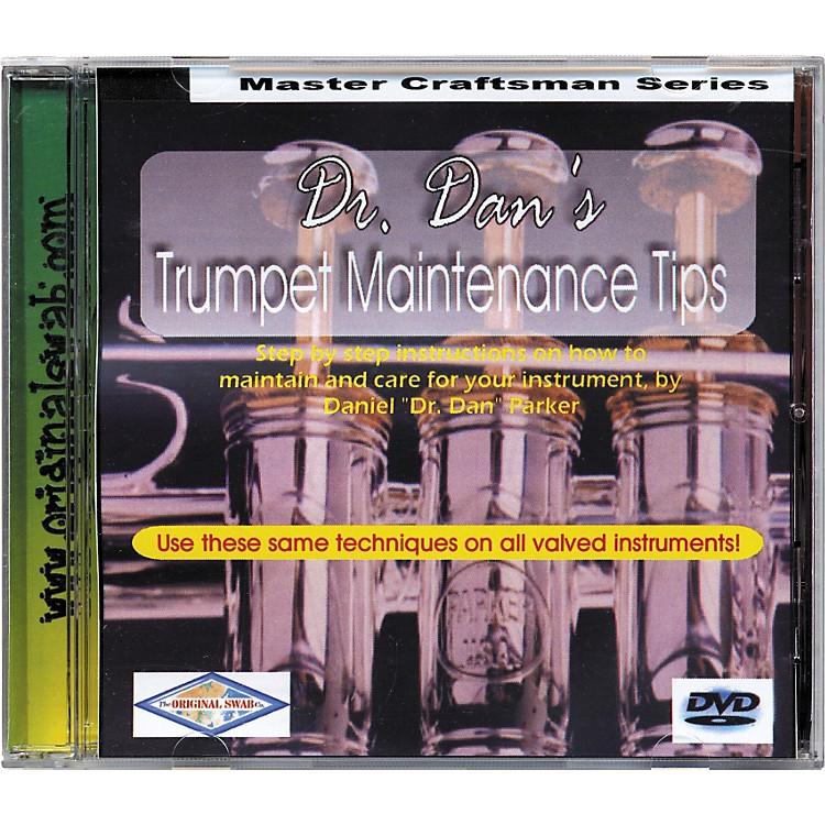 Dr. Dan'sTrumpet Maintenance DVD