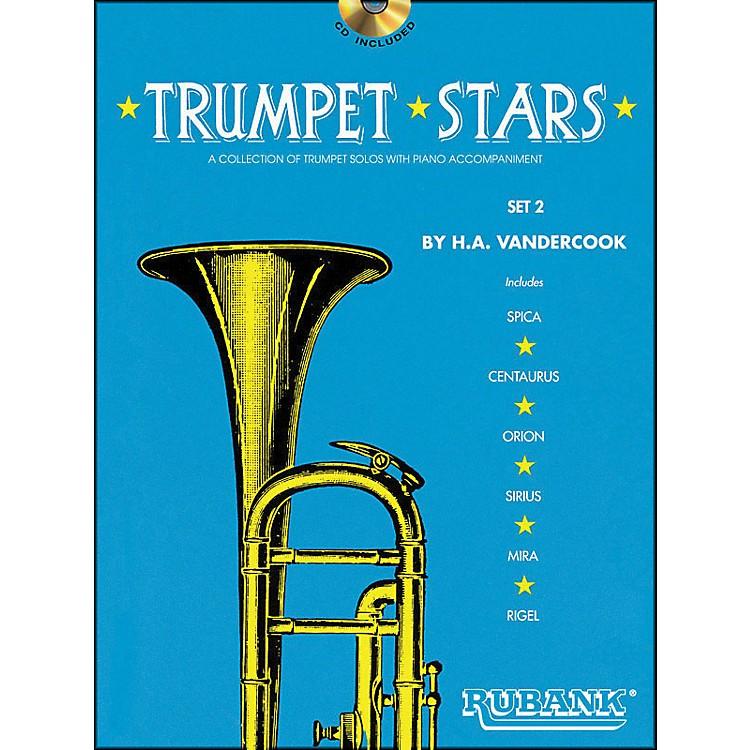 Hal LeonardTrumpet Stars Set 2 Book/CD