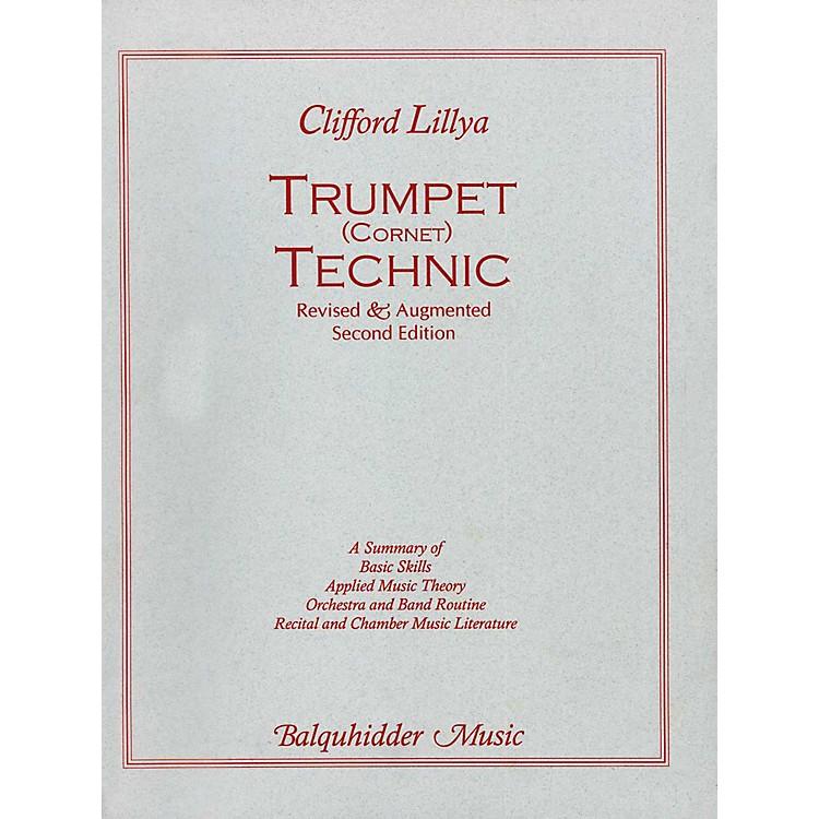 Carl FischerTrumpet Technic Book