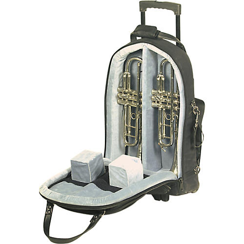Allora Trumpet and Mute Gig Bag with Wheels