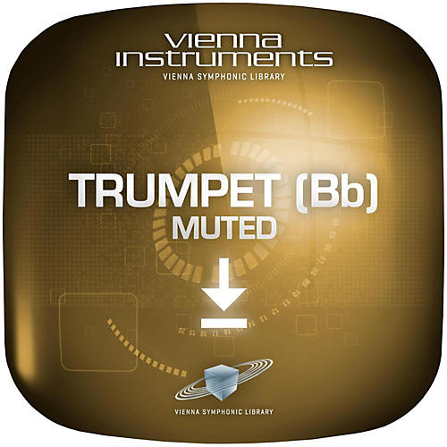 Vienna Instruments Trumpet in Bb Muted Standard Library-thumbnail