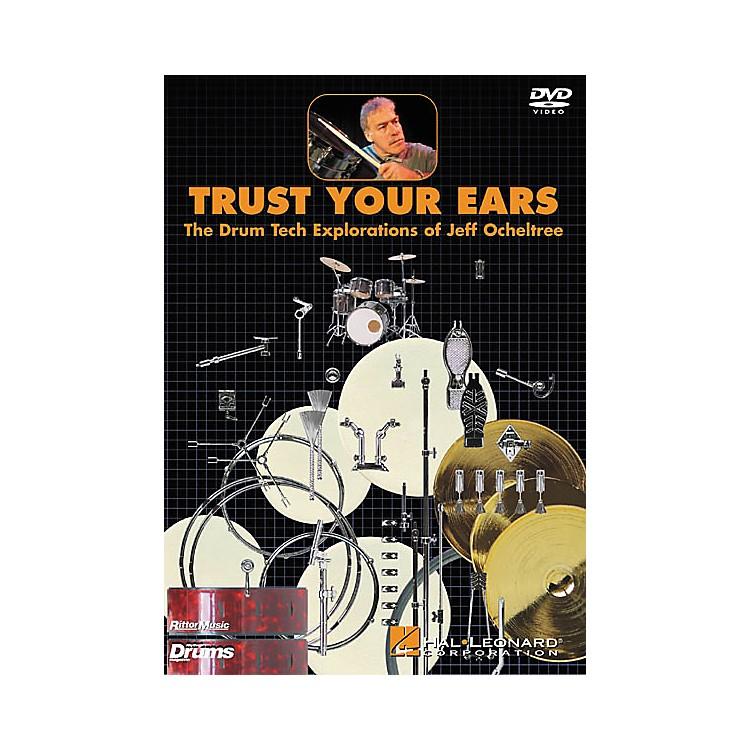 Hal LeonardTrust Your Ears: The Drum Tech Explorations of Jeff Ocheltree (DVD)