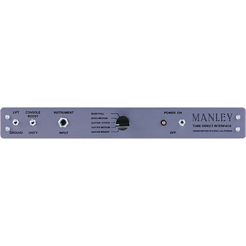 Manley Tube Direct Interface - Mono