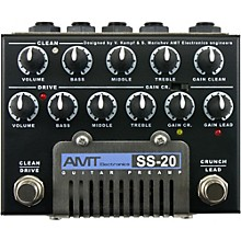 Open Box AMT Electronics Tube Guitar Series SS-20 Guitar Preamp