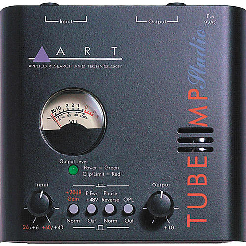 ART Tube MP Studio Mic Preamp