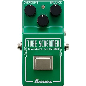 ibanez tube screamer pro ts808 35th anniversary deluxe overdrive guitar effects pedal musician. Black Bedroom Furniture Sets. Home Design Ideas