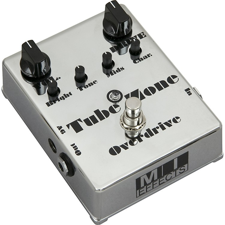 MI Audio Tube Zone v.4 Overdrive Guitar Effects Pedal