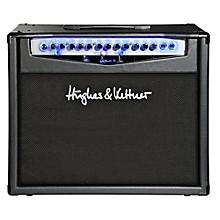 """Hughes & Kettner Tubemeister 36W 3-Channel 1x12"""" Tube Guitar Combo Amp Level 1 Black"""