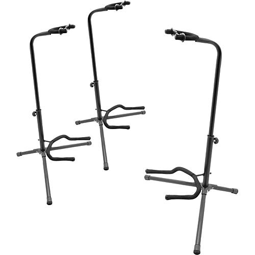 On-Stage Stands Tubular Guitar Stand 3-Pack-thumbnail