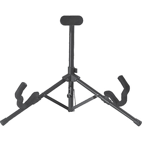 Fender Tubular Mini A-Frame Stand Black