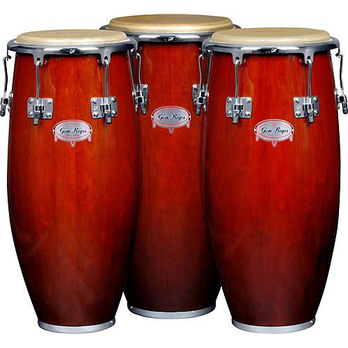 Gon Bops Tumbao Pro Series Quinto Conga Drum Satin Walnut