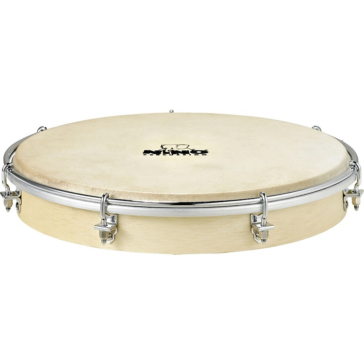 Nino Tunable Hand Drum with Goat Head NATURAL 10 inch