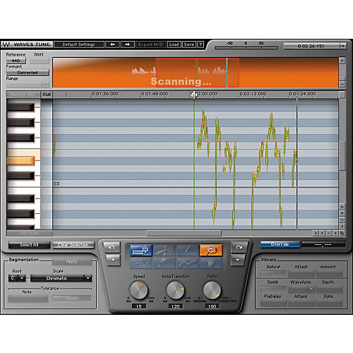 Waves Tune LT Native/TDM/SG Software Download