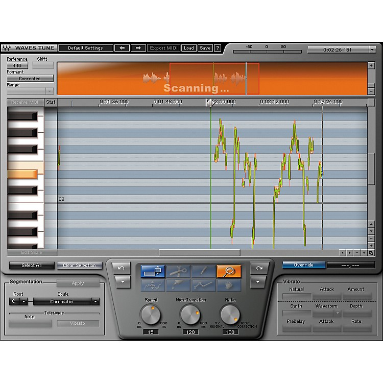 Waves Tune Lite Native Software Download