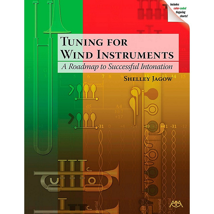 Meredith MusicTuning For Wind Instruments - A Roadmap To Successful Intonation