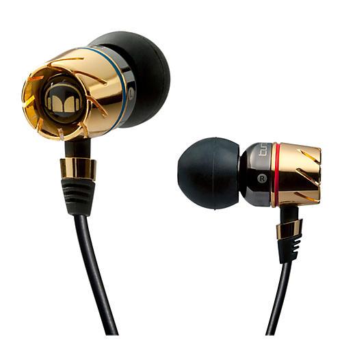 Monster Turbine Pro Gold Audiophile In-Ear Speakers