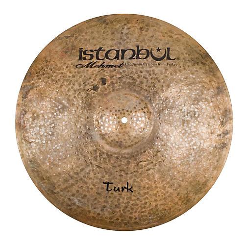 Istanbul Mehmet Turk Series Jazz Ride 21 in.