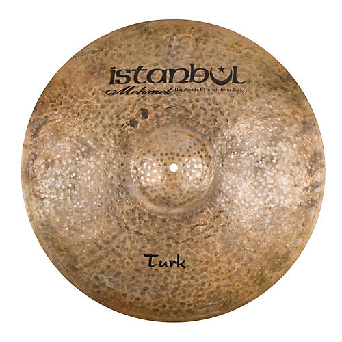 Istanbul Mehmet Turk Series Jazz Ride Sizzle 21 Inch