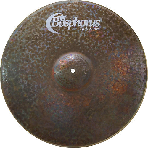 Bosphorus Cymbals Turk Series Thin Ride Cymbal-thumbnail
