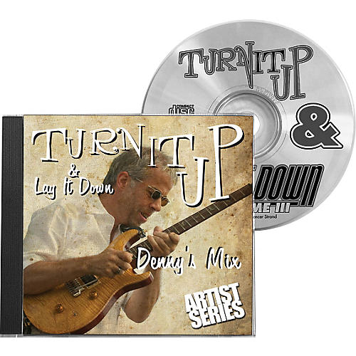 Drum Fun Inc Turn It Up and Lay It Down, Volume 8 - Denny's Mix - Play Along CD for Drummers-thumbnail