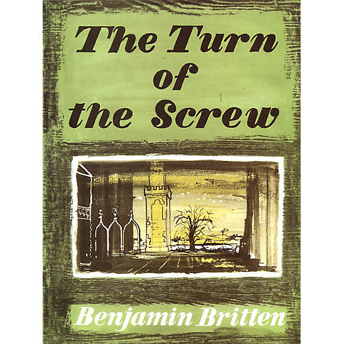 Boosey and Hawkes Turn of the Screw, Op. 54 (Opera in a Prologue and Two Acts) BH Stage Works Series by Benjamin Britten-thumbnail
