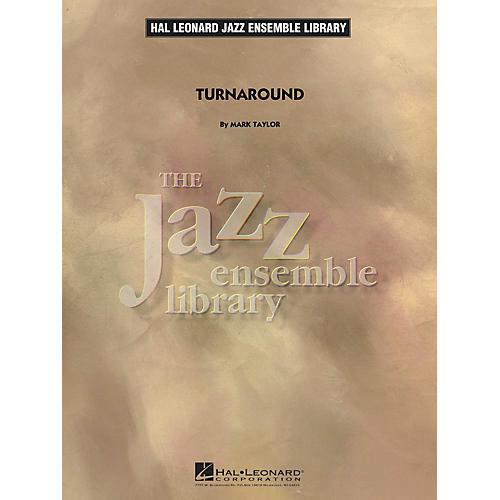 Hal Leonard Turnaround Jazz Band Level 4 Composed by Mark Taylor-thumbnail