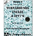 Jamey Aebersold Turnarounds, Cycles, and II/V7's Volume 16 Book and CD