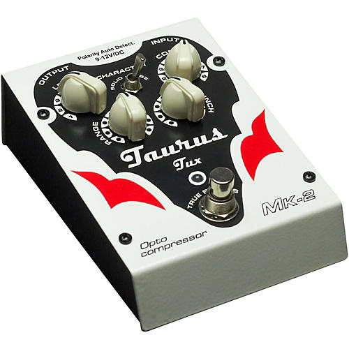 Taurus Tux MK2 Compressor Effects Pedal-thumbnail
