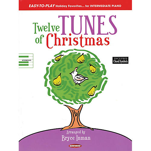 Word Music Twelve Tunes of Christmas Book Series-thumbnail